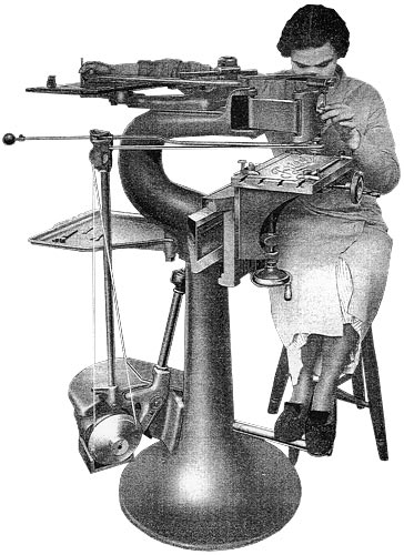Taylor Hobson Cxl Engraving Machine
